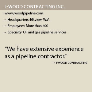 J Wood Contracting info box