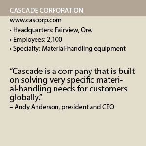 Cascade Fact Box