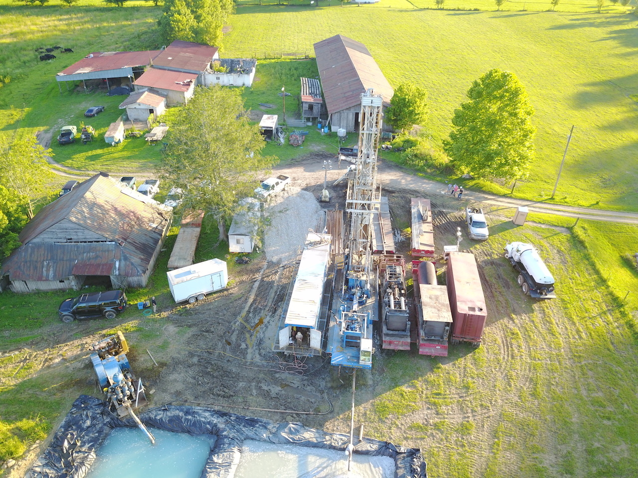 Encore Adkins Bud H1 Drone Day Photo