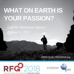 RFG2018 Call for Abstracts